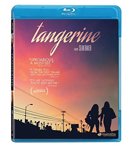 Tangerine Rodriguez Taylor Blu Ray R