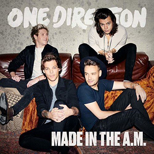 One Direction Made In The A.M. Made In The A.M.