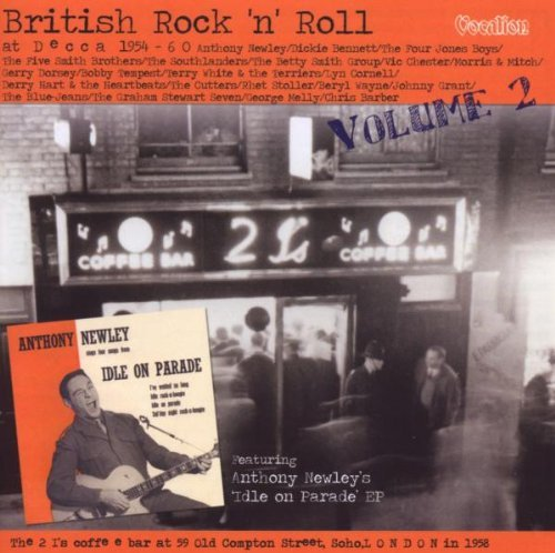British Rock 'n' Roll Vol. 2 British Rock 'n' Roll Import Eu