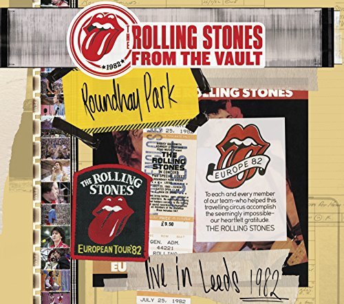 Rolling Stones From The Vault Live In Leeds