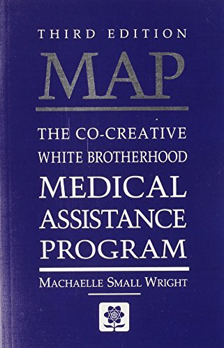 Machaelle Small Wright Map The Co Creative White Brotherhood Medical Assisstance Program