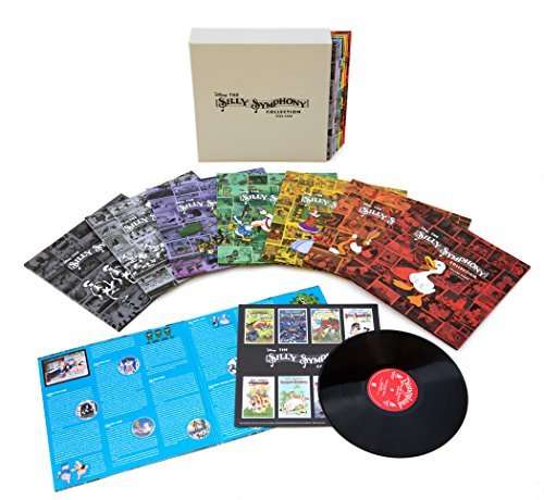 The Silly Symphony Collection 1929 1939 The Silly Symphony Collection 1929 1939 16lp Box