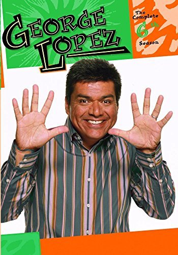 George Lopez Show Season 6 DVD Mod This Item Is Made On Demand Could Take 2 3 Weeks For Delivery