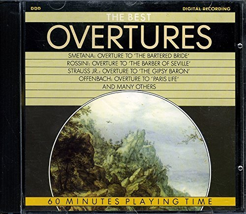 The Best Overtures The Best Overtures