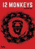 12 Monkeys Season 1 DVD