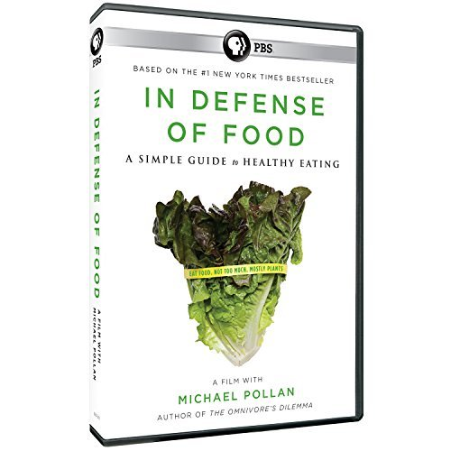 In Defense Of Food Pbs DVD Nr