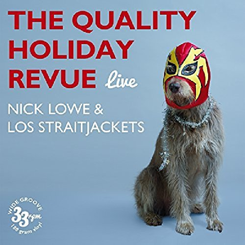 Nick & Los Straitjackets Lowe Quality Holiday Revue Live