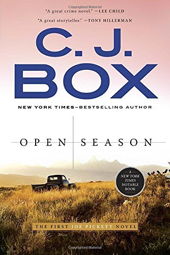 C. J. Box Open Season