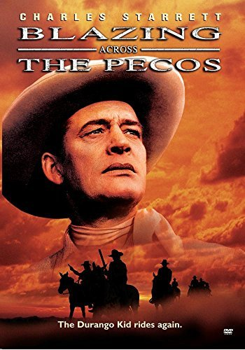 Blazing Across The Pecos Blazing Across The Pecos DVD Mod This Item Is Made On Demand Could Take 2 3 Weeks For Delivery