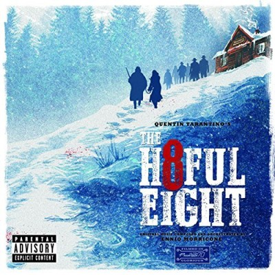 Soundtrack Quentin Tarantino's The Hateful Eight Explicit