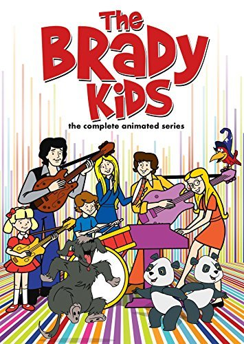 Brady Kids The Complete Animated Series DVD