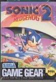 Sega Game Gear Sonic The Hedgehog 2