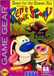 Sega Game Gear Ren And Stimpy Quest For The Shaven Yak