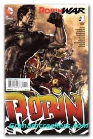 Comic Book Robin War