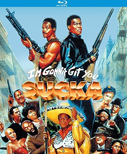 I'm Gonna Git You Sucka Wayans Casey James Hayes Brown Blu Ray R