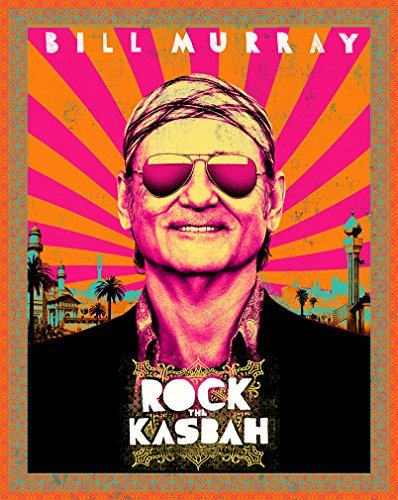 Rock The Kasbah Murray Deschanel Lubany DVD R