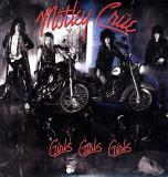 Motley Crue Girls Girls Girls Colored Vinyl