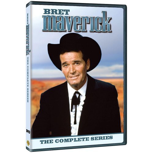 Bret Maverick The Complete Series Made On Demand