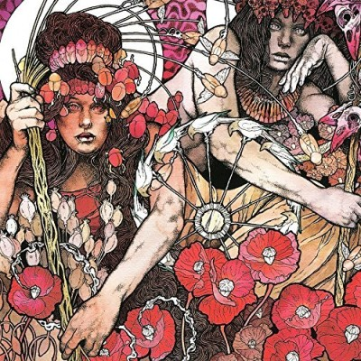 Baroness Red Album (olive Green Vinyl) Limited To 500 Copies