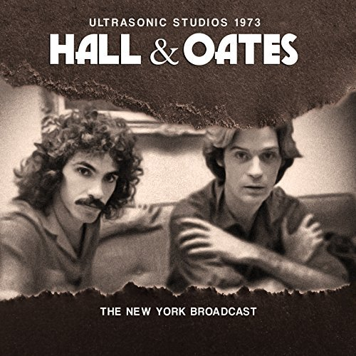 Hall & Oates Ultrasonic Studios 1973