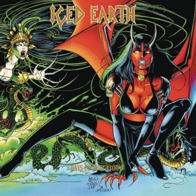 Album Art for Days of Purgatory by Iced Earth