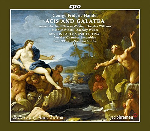 Handel Wakim Boston Early Acis & Galatea