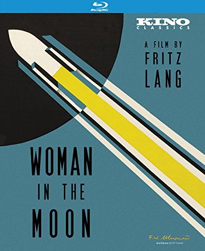 Woman In The Moon (1929) Woman In The Moon Blu Ray Nr