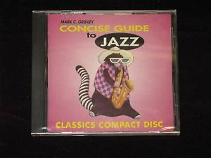 mark-c-gridley-concise-guide-to-jazz-concise-guide-to-jazz-compact-disc-only