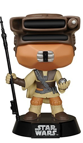 Pop Star Wars Princess Leia Boushh