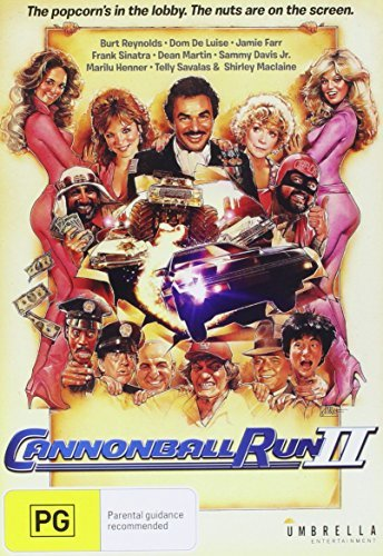 Cannonball Run Ii Cannonball Run Ii Import Aus