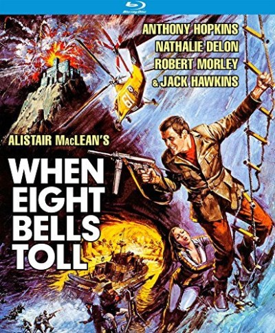 When Eight Bells Toll Hopkins Delon Blu Ray Nr
