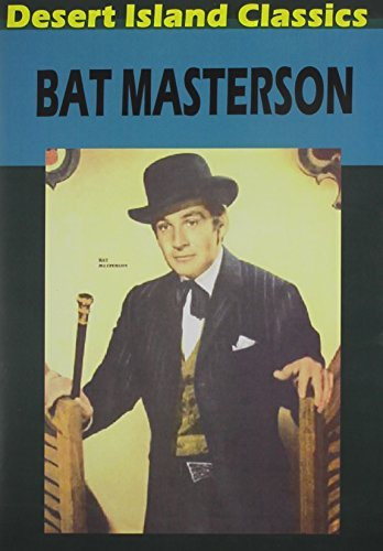 Bat Masterson Bat Masterson DVD Mod This Item Is Made On Demand Could Take 2 3 Weeks For Delivery