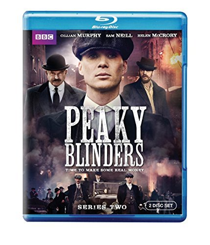 Peaky Blinders Season 2 Blu Ray