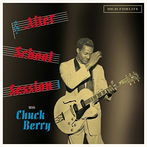 Chuck Berry After School Session With Chuck Berry Import Esp 180gm Vinyl Incl. Bonus Tracks