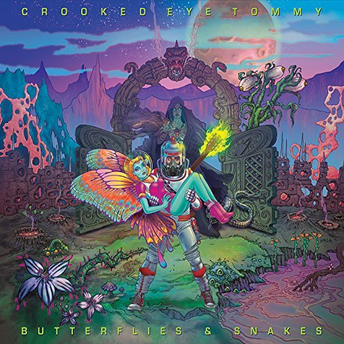 Crooked Eye Tommy Butterflies & Snakes