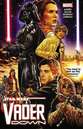 Jason Aaron Star Wars Vader Down