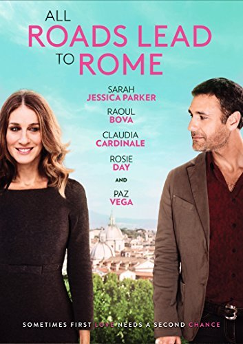 All Roads Lead To Rome Parker Bova DVD Pg13