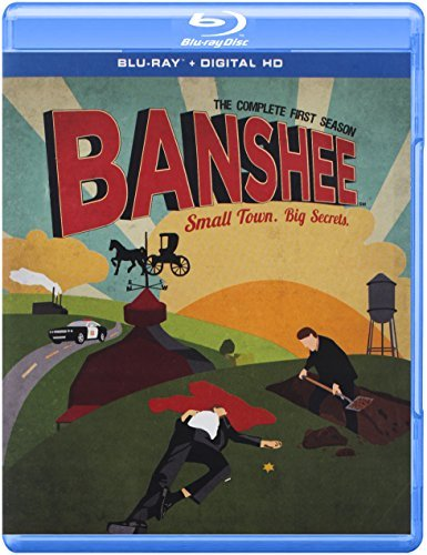 Banshee Season 1 Blu Ray Nr