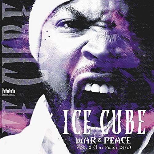 Ice Cube War & Peace 2 (the Peace Disc) Explicit Version