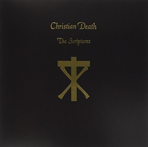 Christian Death Scriptures (white Vinyl) Import Gbr