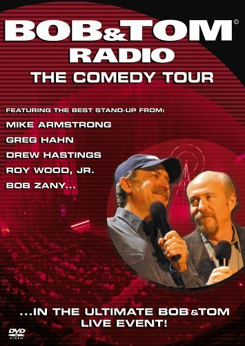Bob & Tom Bob & Tom Comedy Tour Ws Nr
