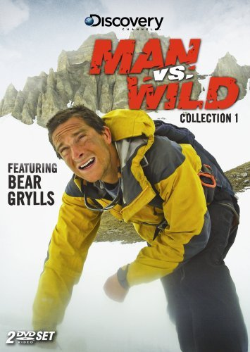 Man Vs. Wild Season 1 DVD Nr
