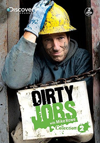 Dirty Jobs Collection 2 DVD Nr