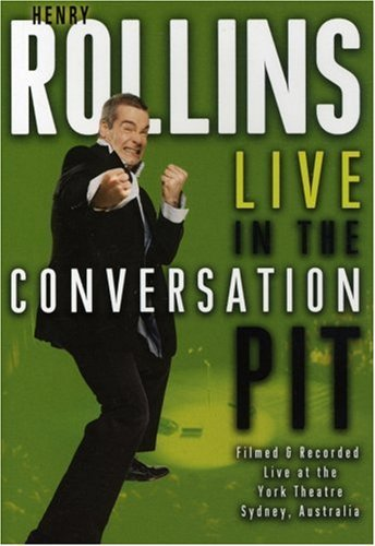 Henry Rollins Live In The Conversation Pit Nr