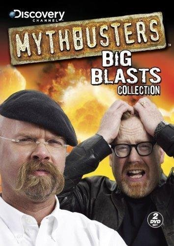 Mythbusters Big Blasts Collection DVD Nr
