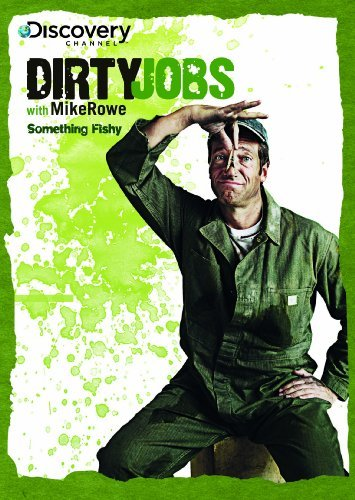 Dirty Jobs Something Fishy DVD Nr