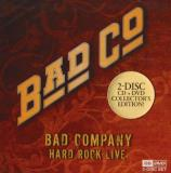 Bad Company Hard Rock Live Incl. CD