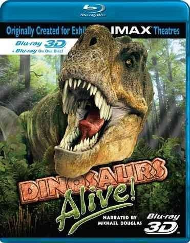 Dinosaurs Alive! 3d Imax Ws Blu Ray 3dtv Nr