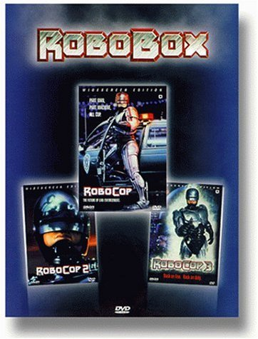Robocop Box Set Robobox Clr Cc St Nr 3 DVD