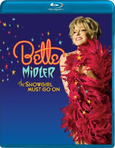 Bette Midler Bette Midler The Showgirl Mus Blu Ray Ws Nr